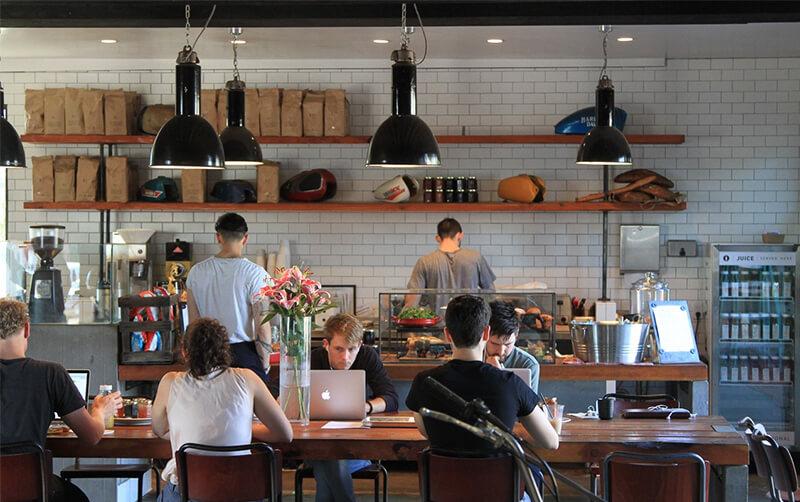 Xây dựng quán cà phê